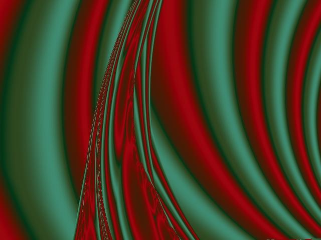 Christmas Study; Digital Illustration by Bill Fester