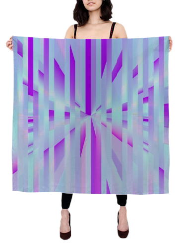 prism path scarf