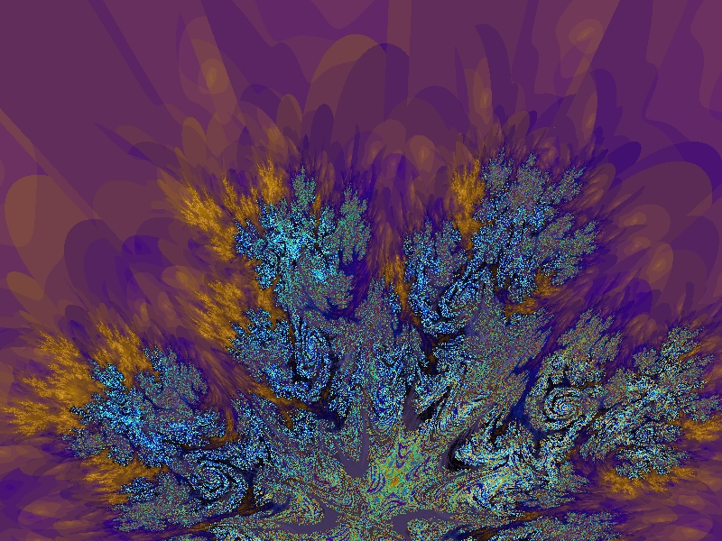 Burning bush3D