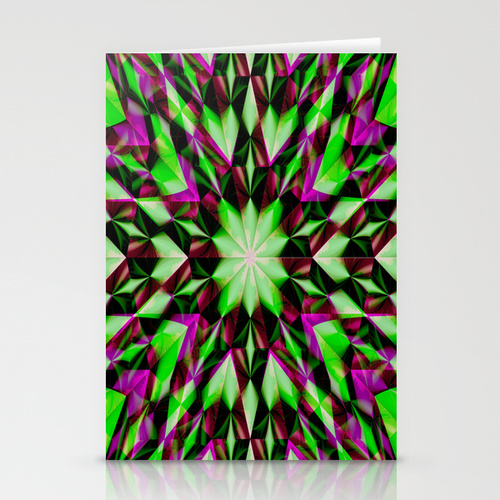 Green Purple Shards-stscrd01_l